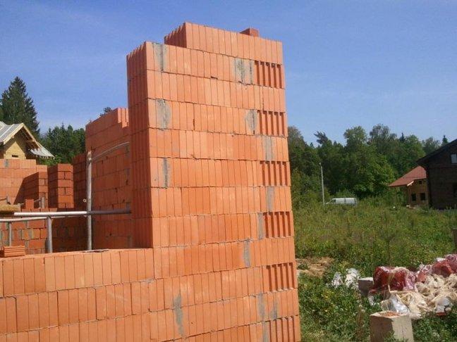 Строительство из керамоблоков: